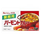 [COSCO代購] W48928 日本好侍佛蒙特業務用咖哩 1公斤