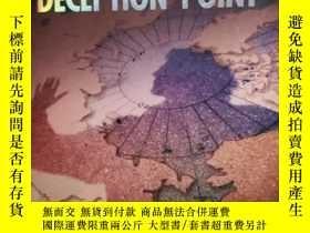 二手書博民逛書店36開法文原版罕見Deception pointY281995