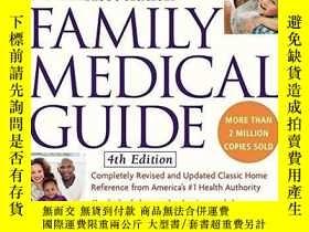 二手書博民逛書店American罕見Medical Association Family Medical GuideY2562