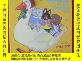 二手書博民逛書店My罕見Very 1St Mother Goose (硬精裝)