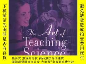 二手書博民逛書店The罕見Art Of Teaching ScienceY364682 Hassard, Jack Oxfor