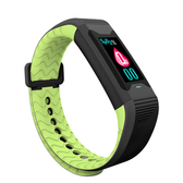 JSmax SC-C90 智慧多功能健康管理運動手環黑色