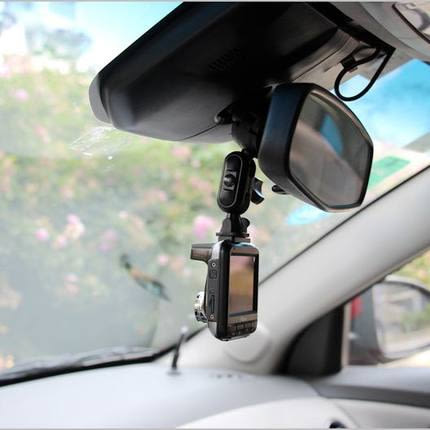 DOD LS465W LS460W CR60W MIO 600 mio600後視鏡支架行車記錄器支架子行車記錄器固定架行車紀錄器固定架