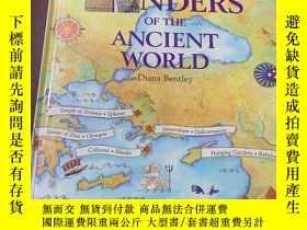 二手書博民逛書店Seven罕見Wonders Of The Ancient Wo