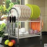 【基礎款款-全套碗架】304不銹鋼廚房碗架瀝水架收納盒置物架
