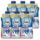 日本雞仔牌 洗衣槽清潔劑550g(6罐組)