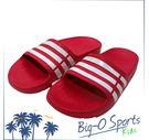 ADIDAS運動拖鞋  愛迪達 DURAMO SLIDE K  運動拖鞋 女生適用 大童款 G06797