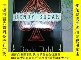 二手書博民逛書店HENRY罕見SUGARY308086 Roald Dahl R