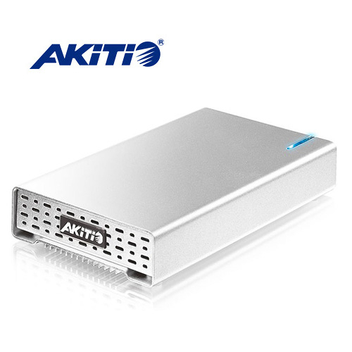 AKiTiO Neutrino U3 2.5型 硬碟外接盒 (SK2-U3AS-AKT)