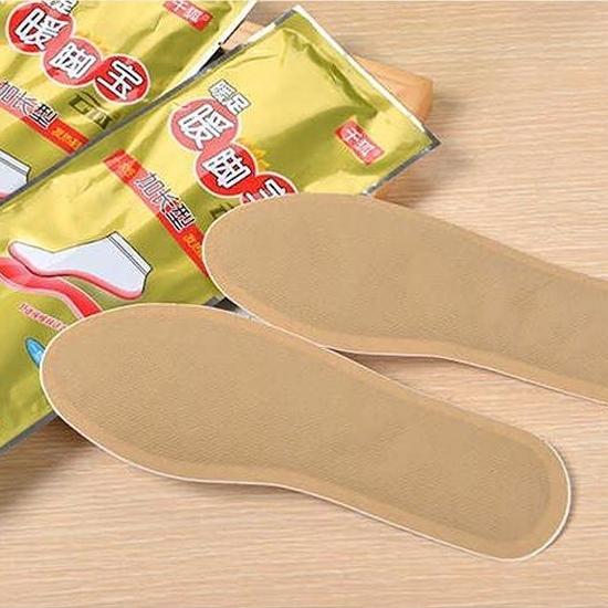 暖足包 鞋墊 暖暖包  暖腳寶 加長型 發熱鞋墊 鞋墊式 鞋墊型暖暖包(1包2入) 【G021-1】慢思行