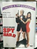 挖寶二手片-Z65-024-正版DVD-電影【終極笑探】-萊斯里尼爾森(直購價) 海報是影印