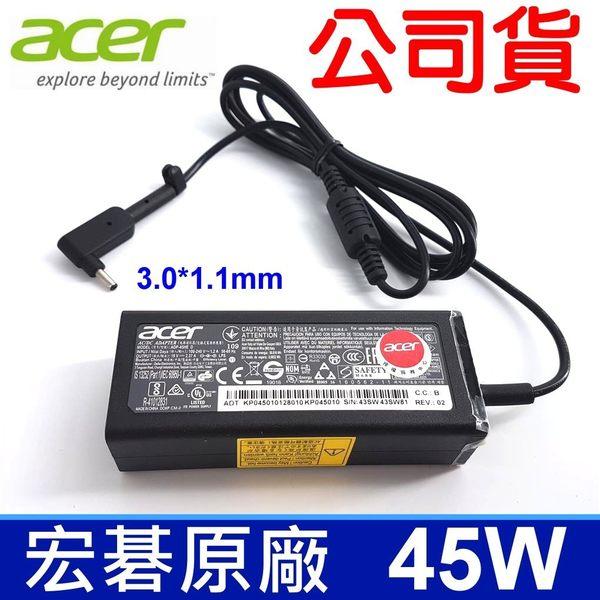 公司貨 宏碁 Acer 45W 原廠變壓器 ADP-45HE D ADP-45HED ADP-45HE ADP-45ZD B PA-1450-26AC