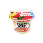 日本KEWPIE 微笑杯系列 SCA-6 彩色蔬菜鮪魚飯-120g[衛立兒生活館]