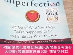 二手書博民逛書店The罕見Gifts of Imperfection:Let Go of Who You Think You re