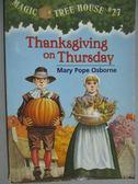 【書寶二手書T4/原文小說_GJE】Thanksgiving on Thursday_27