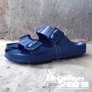AIRWALK  雙扣 環類 勃肯 深藍色 情侶鞋 拖鞋 橡膠 男女  (布魯克林) 2018/7月 A535220-183