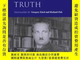 二手書博民逛書店Being罕見And Truth (studies In Con