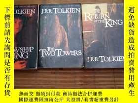 二手書博民逛書店The罕見Lord of the Rings :The Fell