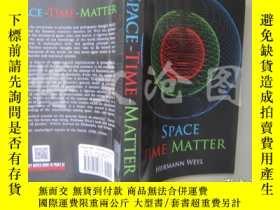 二手書博民逛書店Space罕見Time Matter【32開 英文原版】(時空問