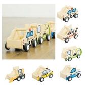 【華森葳兒童教玩具】建構積木系列立體車輛組GP2 T036