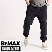 【胖胖星球】中大尺碼‧街頭運動風休閒長褲 2XL~6XL‧加大【98404】