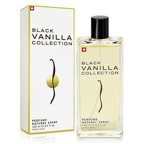 Musk Collection Black Vanilla 瑞士香草蘭花淡香水 50ml 搭贈原廠紙袋