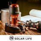 Vinaera PRO MV7專業版全球首創可調節式電子醒酒器-鐵支聯名款 限量紅.智能倒酒器 電子分酒器