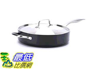 [COSCO代購] W125433 Greenpan 單柄深煎鍋含蓋30公分/ 4.8公升