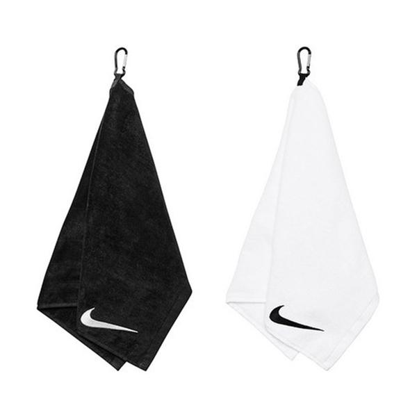 NIKE PERFORMANCE GOLF 毛巾 高爾夫球具清潔毛巾 純棉毛巾 61x41cm N1000765