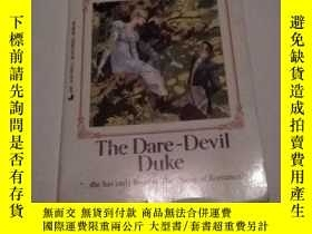 二手書博民逛書店The罕見Dare-Devil DukeY279832 BARB
