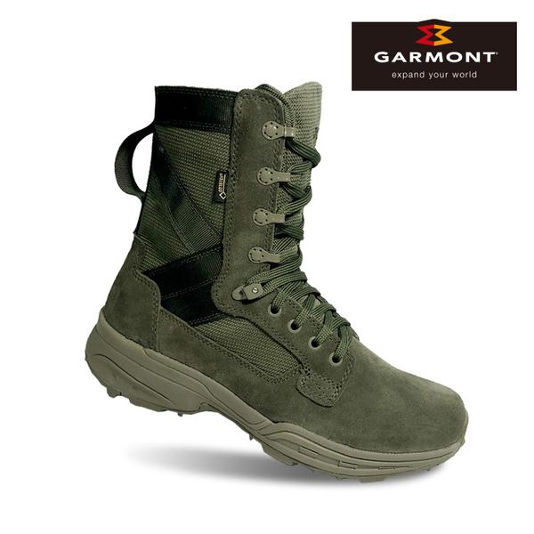 GARMONT 男款Gore-Tex高統Mission軍靴T8 NFS 670 GTX 481996/219 軍綠 / 城市綠洲 (高筒靴、防水透氣)