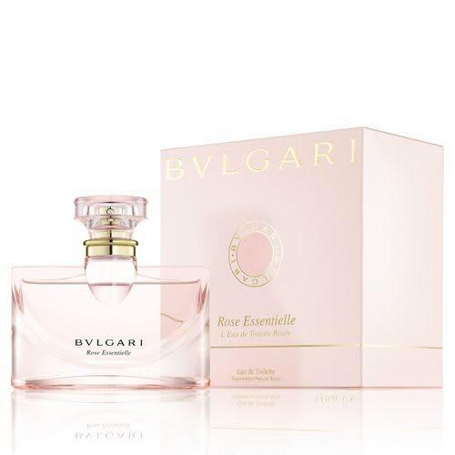 Bvlgari Rose Essentielle 輕甜玫瑰淡香水 50ml