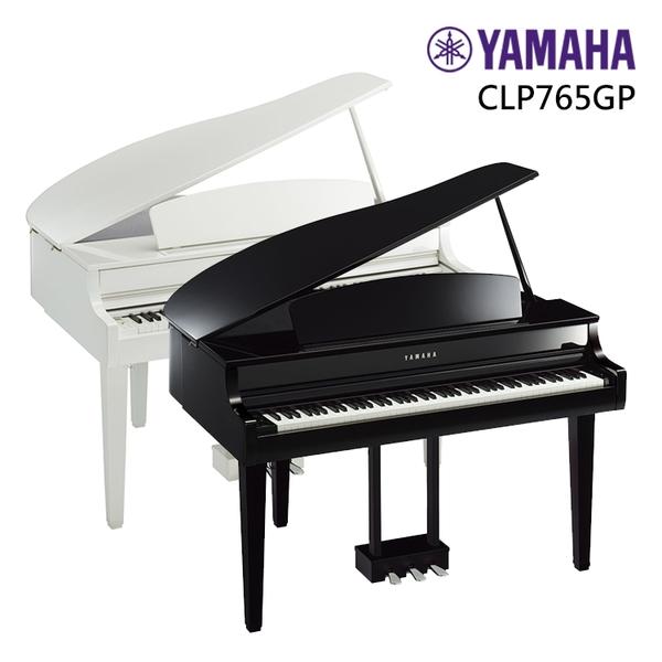小叮噹的店 - YAMAHA CLP765GP 88鍵 鋼烤白 平台式鋼琴 數位鋼琴 平台鋼琴