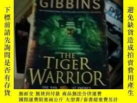 二手書博民逛書店The罕見Tiger Warrior (Export onlyY