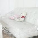 塑料多用防塵蓋布 防塵 防髒 家居 沙發 家具 汽車 客廳 桌布 蓋巾 萬能【Y024-2】MY COLOR