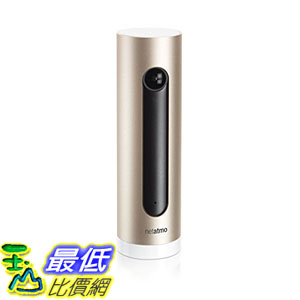 [7美國直購] 攝像機 Indoor security camera - Netatmo Welcome