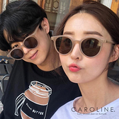 《Caroline》年度最新網紅款潮流行時尚百搭明星抗UV太陽眼鏡 70655
