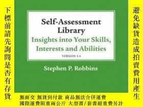 二手書博民逛書店Self罕見Assessment Library 3.4-自我評估庫3.4Y436638 Stephen P.