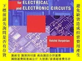 二手書博民逛書店Fast罕見Analytical Techniques For Electrical And Electronic