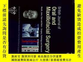 二手書博民逛書店British罕見Journal of Oral and Maxillofacial Surgery 11 201