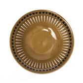 日本十草4吋深盤-棕