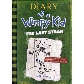 【麥克書店】DIARY OF A WIMPY KID THE LAST STRAW #3