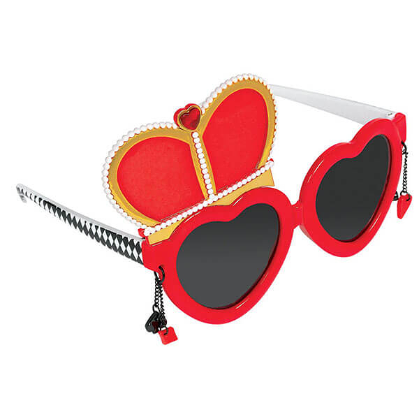 心形后冠眼鏡1入   valentine_party_favor