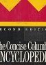 二手書R2YBv1 1989年《The Concise Columbia ENC
