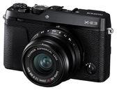 Fujifilm X-E3 Kit 黑色〔含 XF 23mm F2 鏡頭〕平行輸入