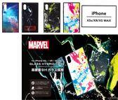 尼德斯Nydus 日本正版 PGA 漫威 MARVEL 玻璃混合背蓋系列  6.1吋 iPhone XR