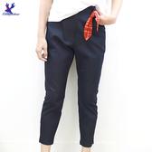 【春夏新品】American Bluedeer - 綁繩鬆緊長褲 二色