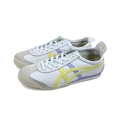 Onitsuka Tiger MEXICO 66 運動鞋 白/黃/粉紫 女鞋 1182A078-106 no324