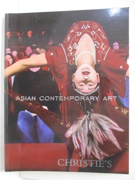【書寶二手書T4/收藏_JQJ】Christie s_Asian Contemporary Art…Part II_2008/5/25