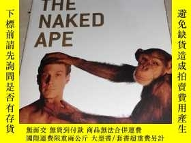 二手書博民逛書店The罕見Naked Ape: A Zoologist s St